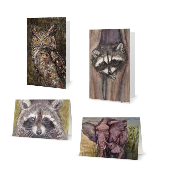 Selection of Artwork Print Cards