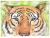 Custom Commission - Small Pet or Wildlife Portrait - Original Watercolor, Small