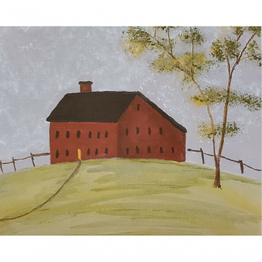 The Red Meeting House