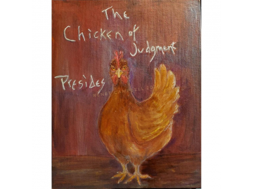 The Chicken of Judgment Presides