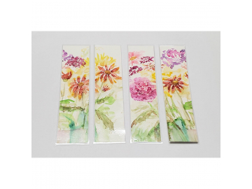 Watercolor Bookmarks - Floral