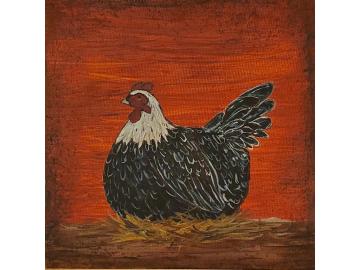 Primitive Hen